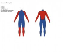 Short Track Race Suit