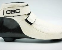 CBC Genesis Short Track Boots – White